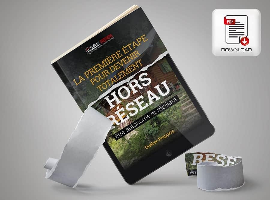Ebook Devenir Hors Réseau