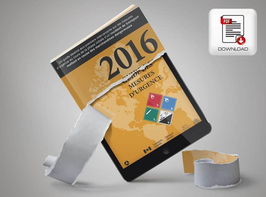 eBook - Guide d'intervention d'urgence (GIU)