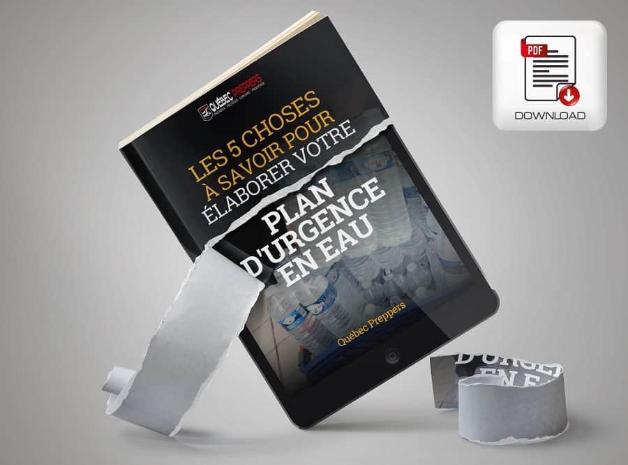 Ebook Plan D'urgence En Eau