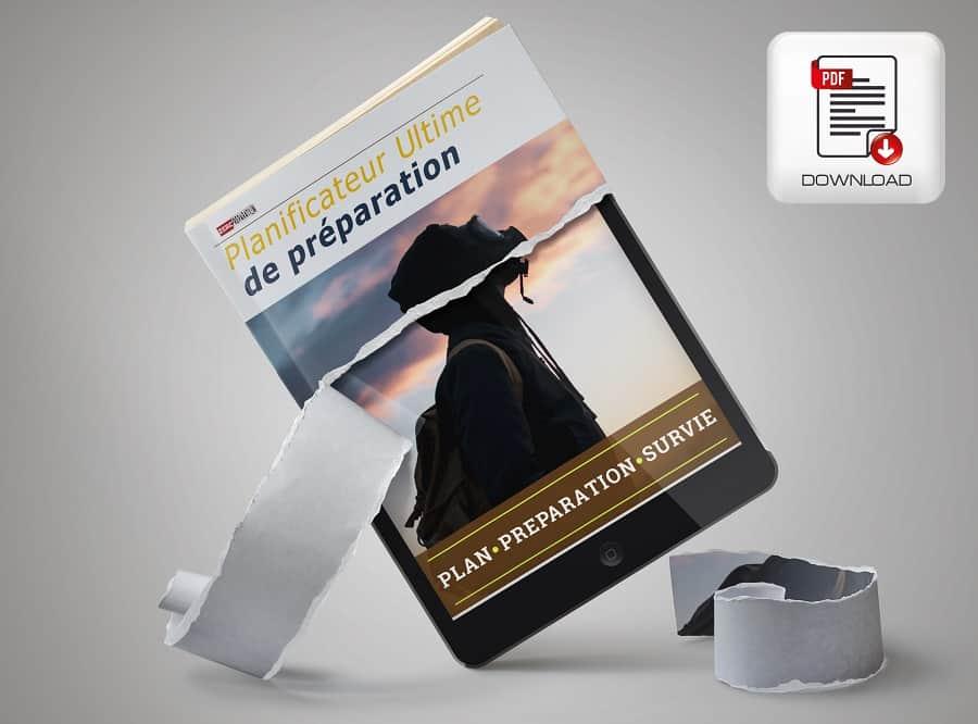 Ebook Planificateur Ultime De Préparation