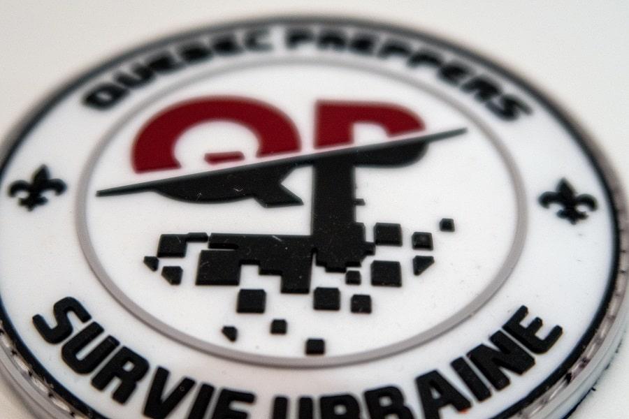 Patch - PVC Survie Urbaine