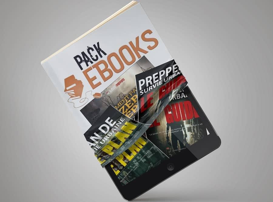 eBook - Pack de livres numériques QP