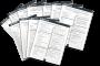 Numérique – Pack 11 checklists pour la préparation aux urgences